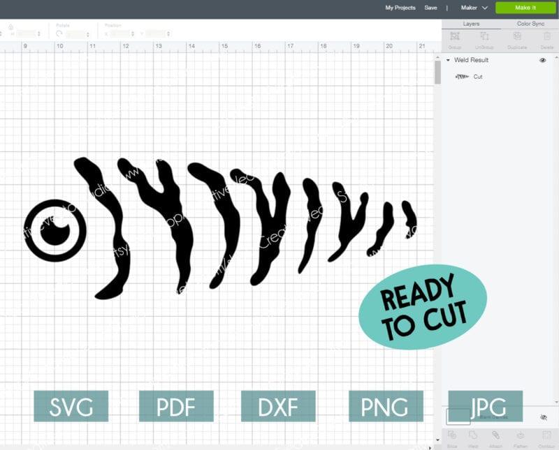 fishing lure svg, tumbler graphic, fishing lure pattern
