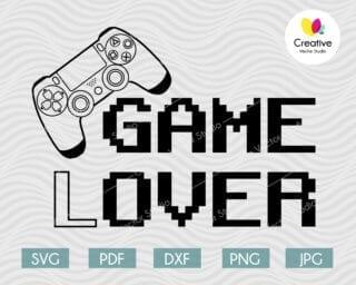 game lover svg