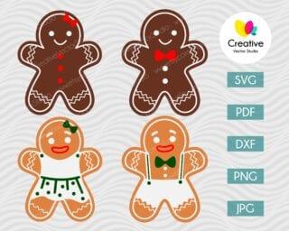 Gingerbread svg