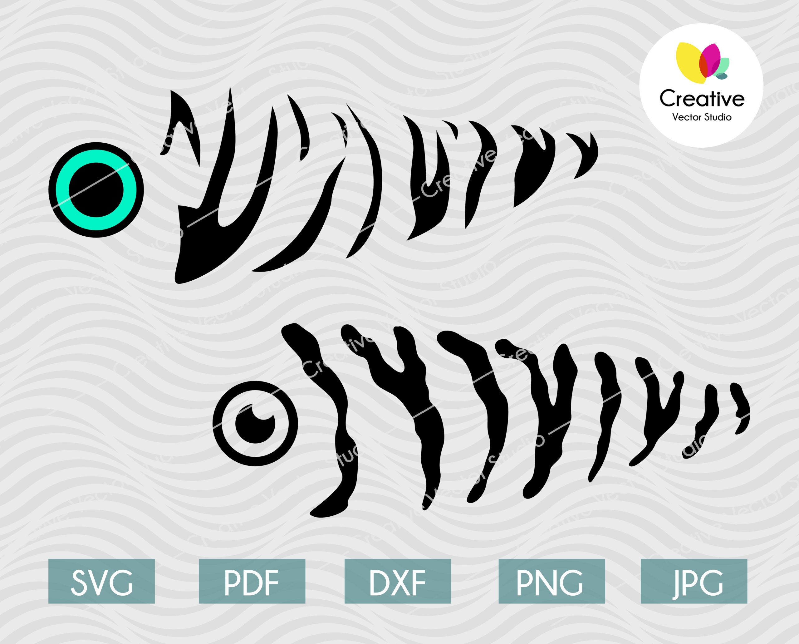 Download Fishing Lure Svg Bundle 1 Creative Vector Studio