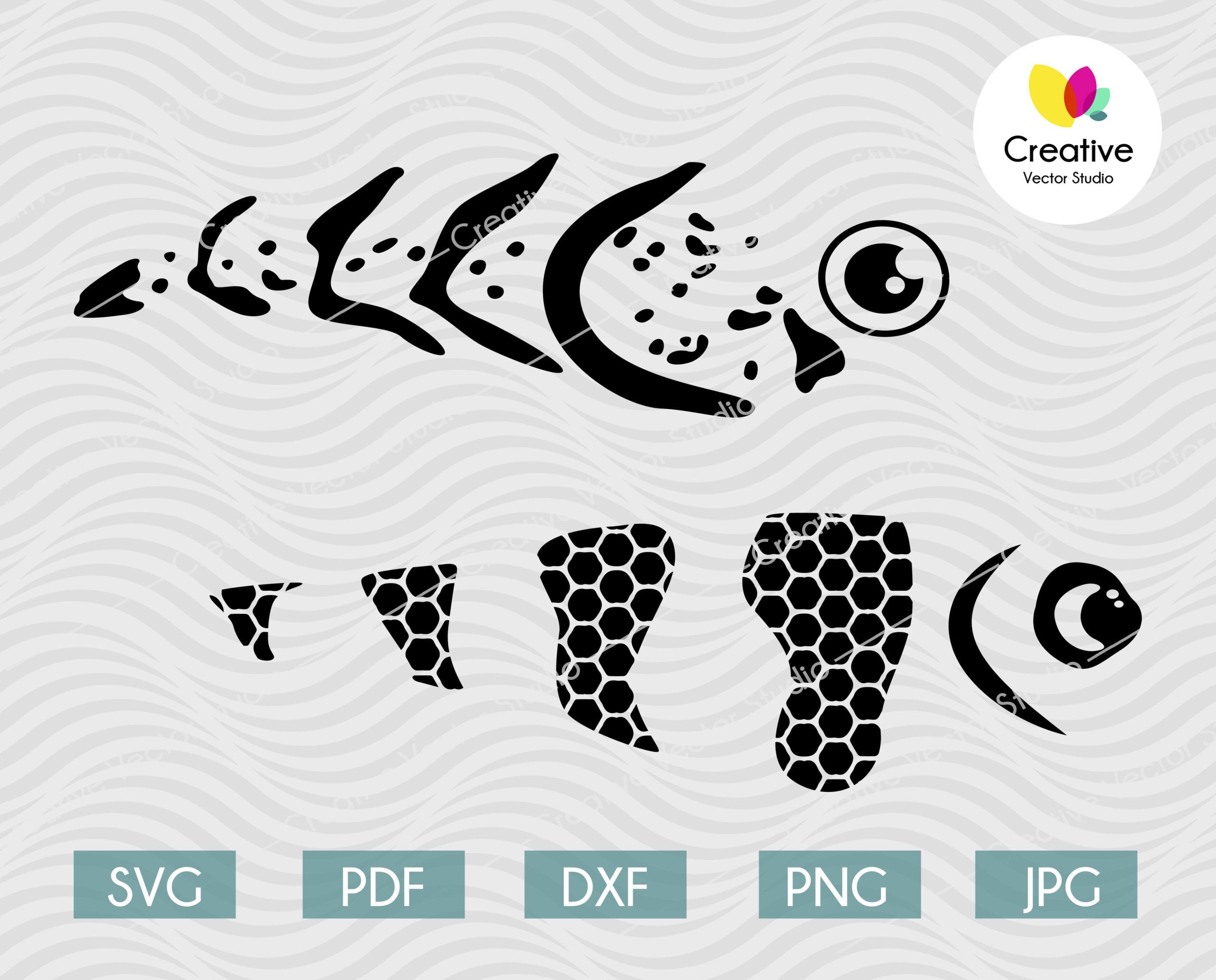Download Fishing Lure Svg Bundle 2 Creative Vector Studio
