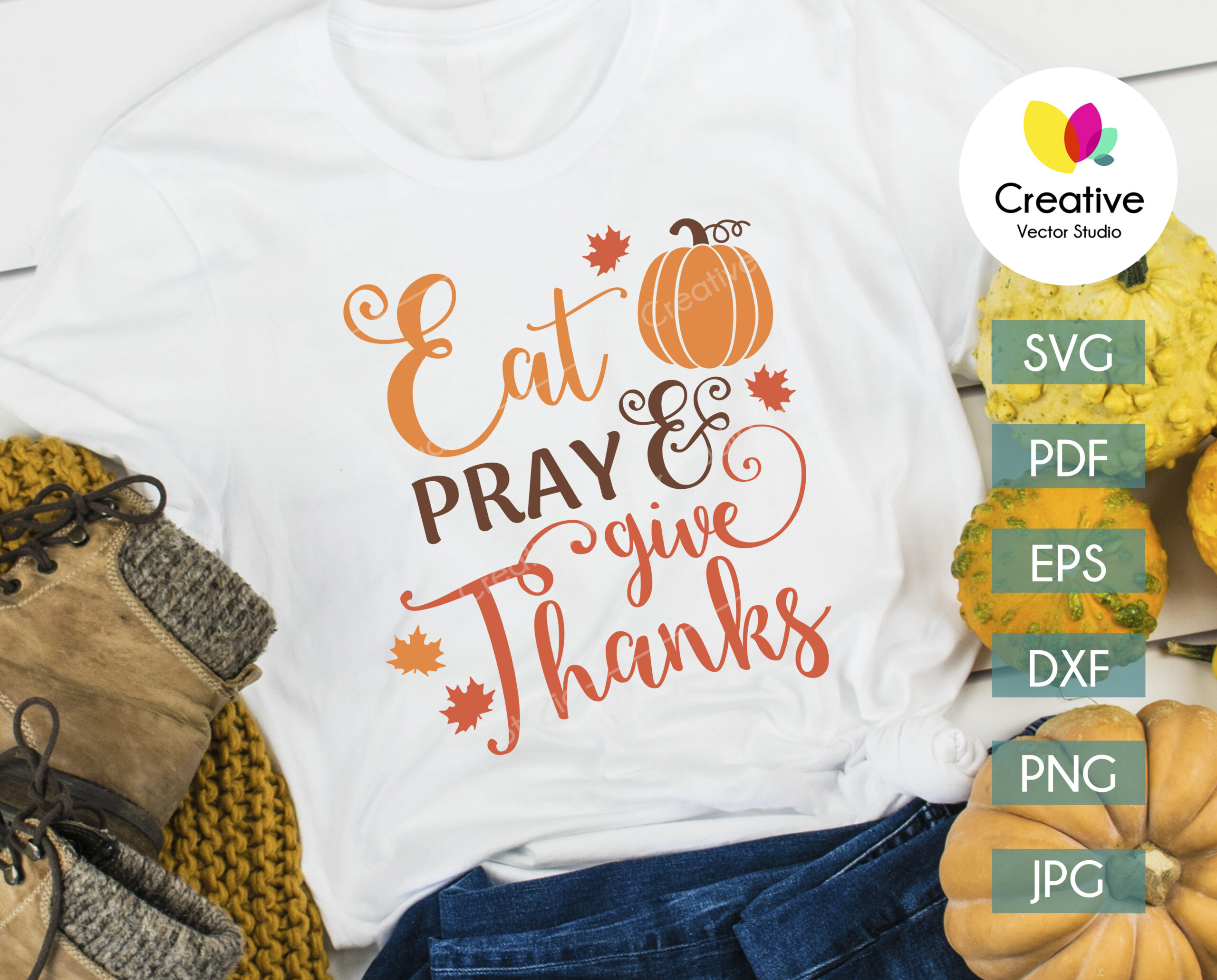 2084+ Eat Pray Love Svg by CalaDesign