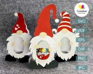 gnome egg holder