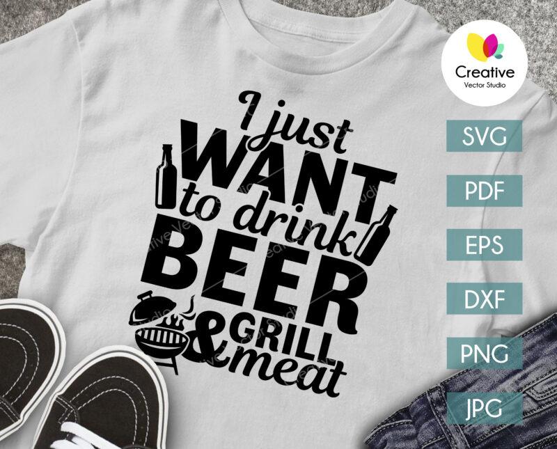 beer svg shirt design